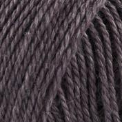 No.3 Organic Wool+Nettles nr 1121 mörk puder