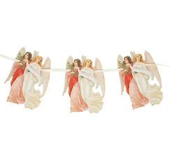 Girland änglar par