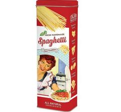 Plåtburk till spaghetti