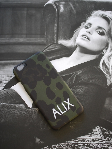 ALIX - IPHONE 6 COVER - ARMY