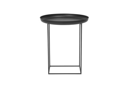 DUKE SIDE TABLE - BLACK SMALL