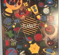 Planet, plastic