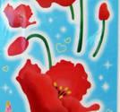 Rosa/Röda Blommor