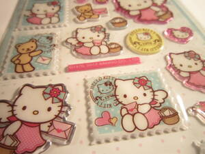 Hello Kitty stamp