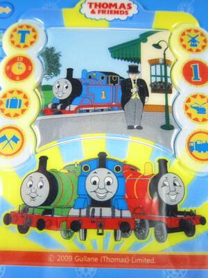 Thomas the tank engine - framesticker 4