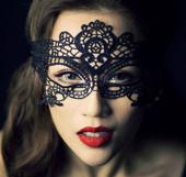Ansiktsmask / Maskerad till Party