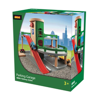 Brio Trätåg - Parking Garage set