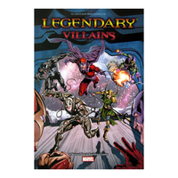 Legendary: Villains - Marvel Deck Building Game