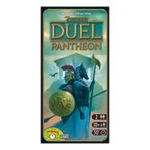 7 Wonders Duel: Pantheon (Exp.)