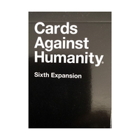 Cards Against Humanity - Sixth Expansion