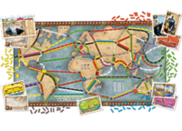 Ticket to Ride: Rails & Sails (Swe.)