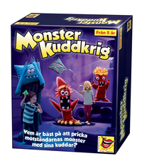 Monsterkuddkrig