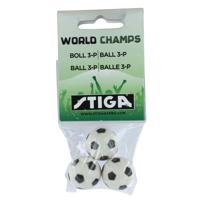Stiga World Champs 3 st fotbollar