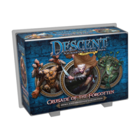 Descent: Journeys in the Dark (Second Edition) – Crusade of the Forgotten (Exp.)