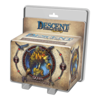 Descent: Journeys in the Dark (Second Edition) – Skarn Lieutenant Pack (Exp.)