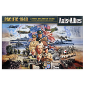 Skadat: Axis & Allies Pacific 1940 2nd Edition
