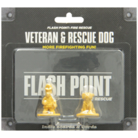 Flash Point: Fire Rescue - Veteran & Rescue Dog (Exp.)