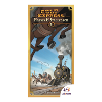 Colt Express: Horses & Stagecoach (Exp.)
