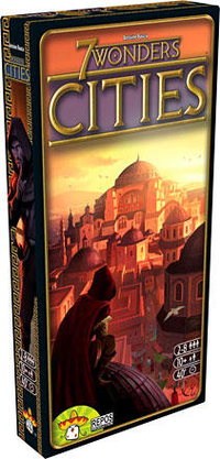 7 Wonders: Cities (Exp.)