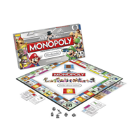 Skadat: Monopoly: Nintendo Collector's Edition