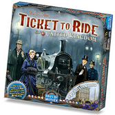 Ticket to Ride: United Kingdom (Exp.)