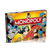 Skadat: Monopoly: DC Comics