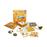 Cortex Challenge - The brain game - Geo