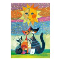 Heye Pussel: Sun by Rosina Wachtmeister