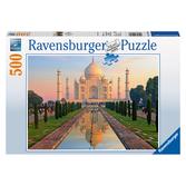 Ravensburger Pussel - Beautiful Taj Mahal - 500 bitar