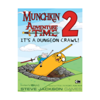 Munchkin Adventure Time 2: It's a Dungeon Crawl! (Exp.)