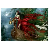 Heye Pussel: Swans by Ortega
