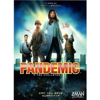 Pandemic 2nd Edition (Eng.)