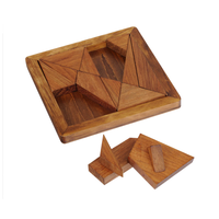 Great Minds: Archimedes' Tangram Puzzle