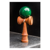 Krom Viking Mahogany - Emerald