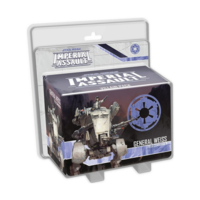 Star Wars: Imperial Assault – General Weiss Villain Pack (Exp.)