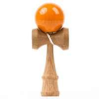 Krom Deluxe V2 - Smoked Red Oak Orange