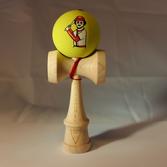 Krom - Chari & Co - Baseball Neon - Maple