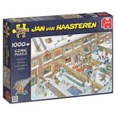 Jan van Haasteren Pussel - Christmas Eve 1000 bitar