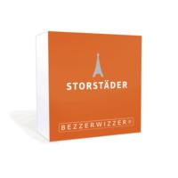 Bezzerwizzer Bricks - Storstäder