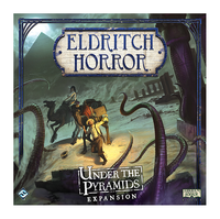 Eldritch Horror: Under the Pyramids (Exp.)