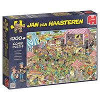 Jan van Haasteren Pussel - Pop Festival 1000 bitar