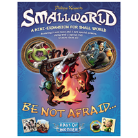 Small World: Be not Afraid (exp.)