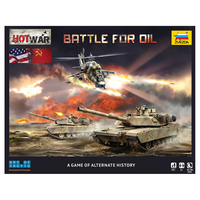 Hot War: Battle for Oil