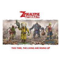 Zpocalypse: Aftermath – Z-Team Alpha Pack (Exp.)