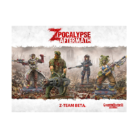 Zpocalypse: Aftermath – Z-Team Beta Pack (Exp.)