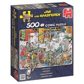 Jan van Haasteren Pussel - Candy Factory 500 bitar