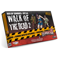 Zombicide Box of Zombies Set #4: Walk of the Dead 2 (Exp.)