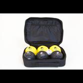 Soft Boule - Superior 6 Black/Yellow