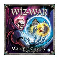 Wiz-War: Malefic Curses (Exp.)