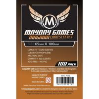 "Magnum Ultra-Fit ""7 Wonders"" Card Sleeves - Magnum (65 x 100mm)"